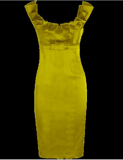 Женское платье фасон 2